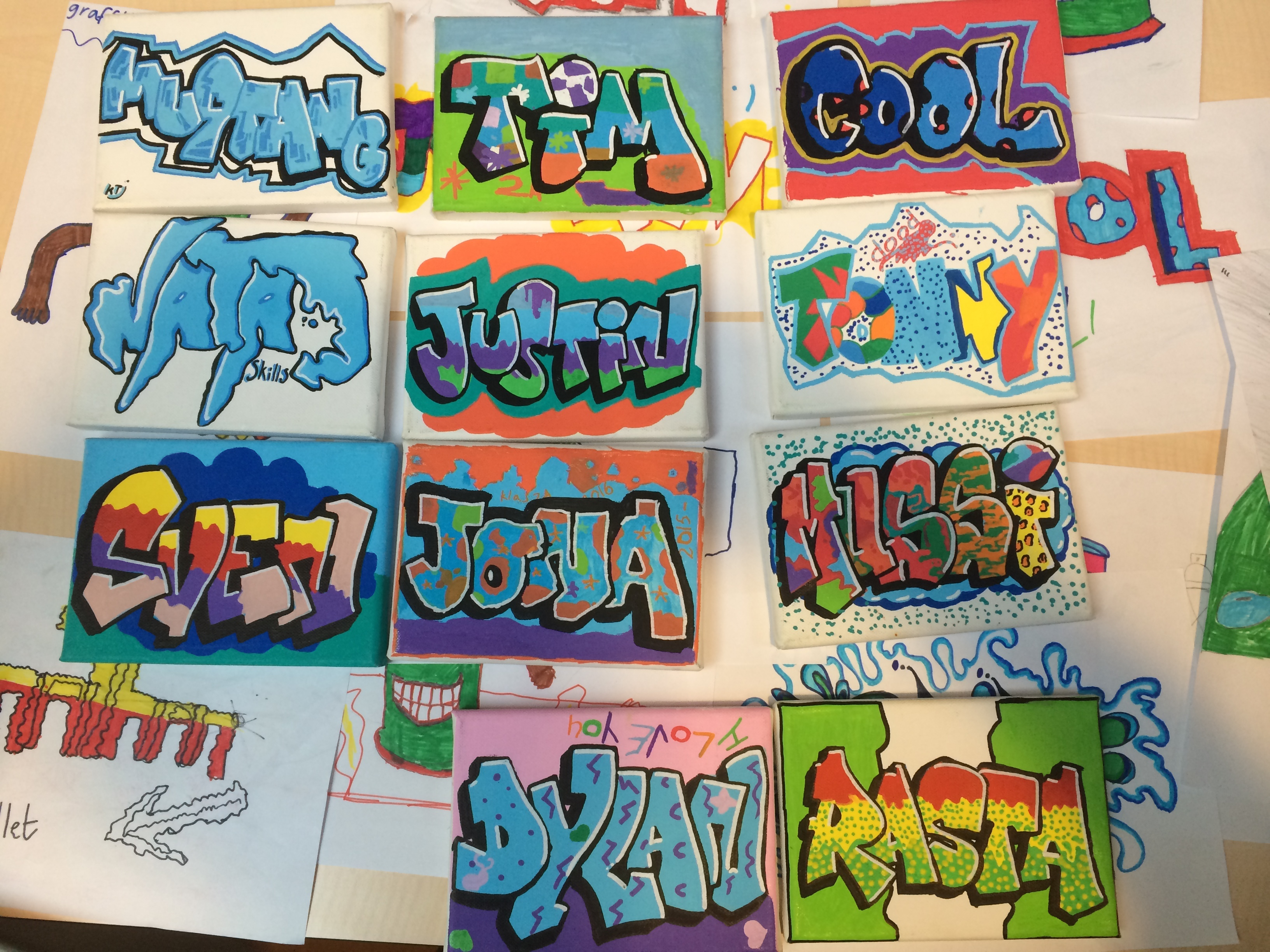 Super Workshops – GraffitiPro @UT08