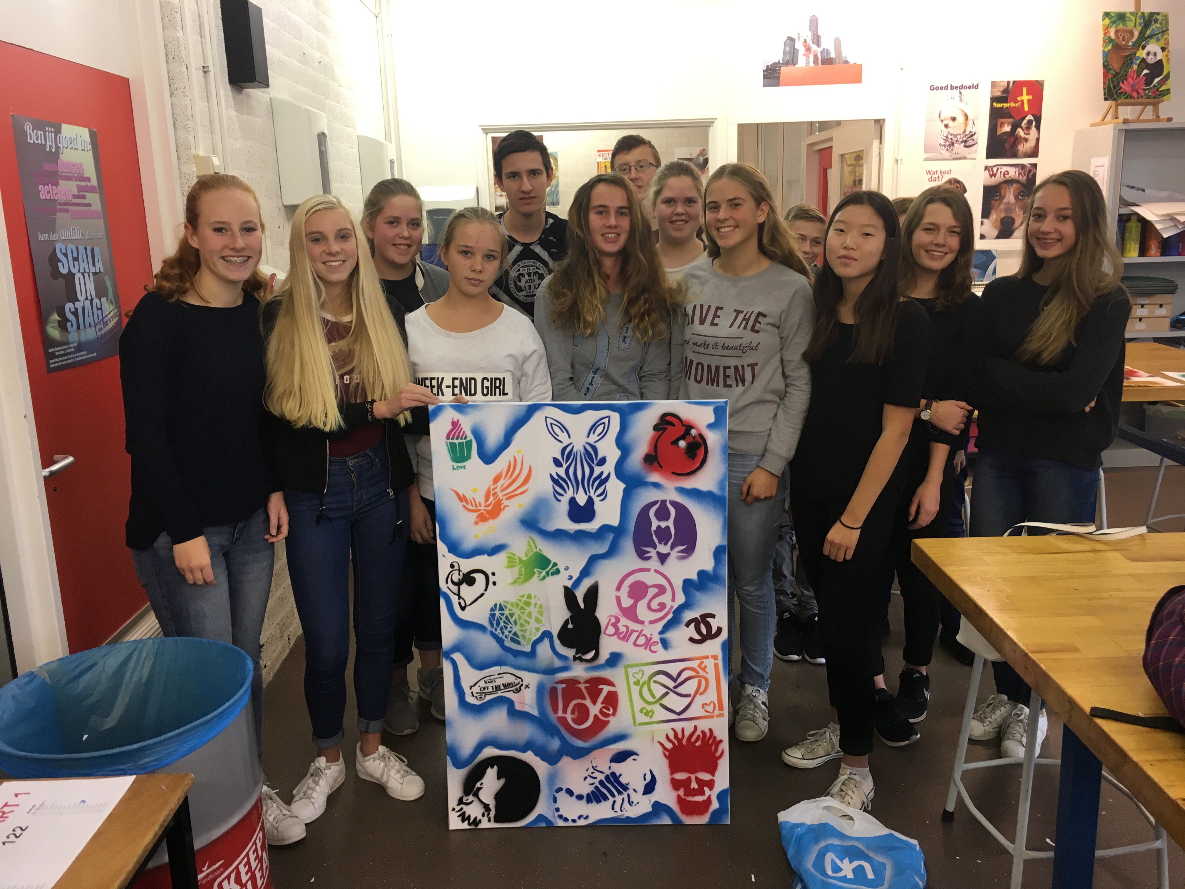 foto steetart workshops